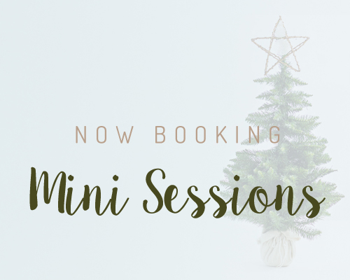 Now booking 2018 Fall Mini Sessions