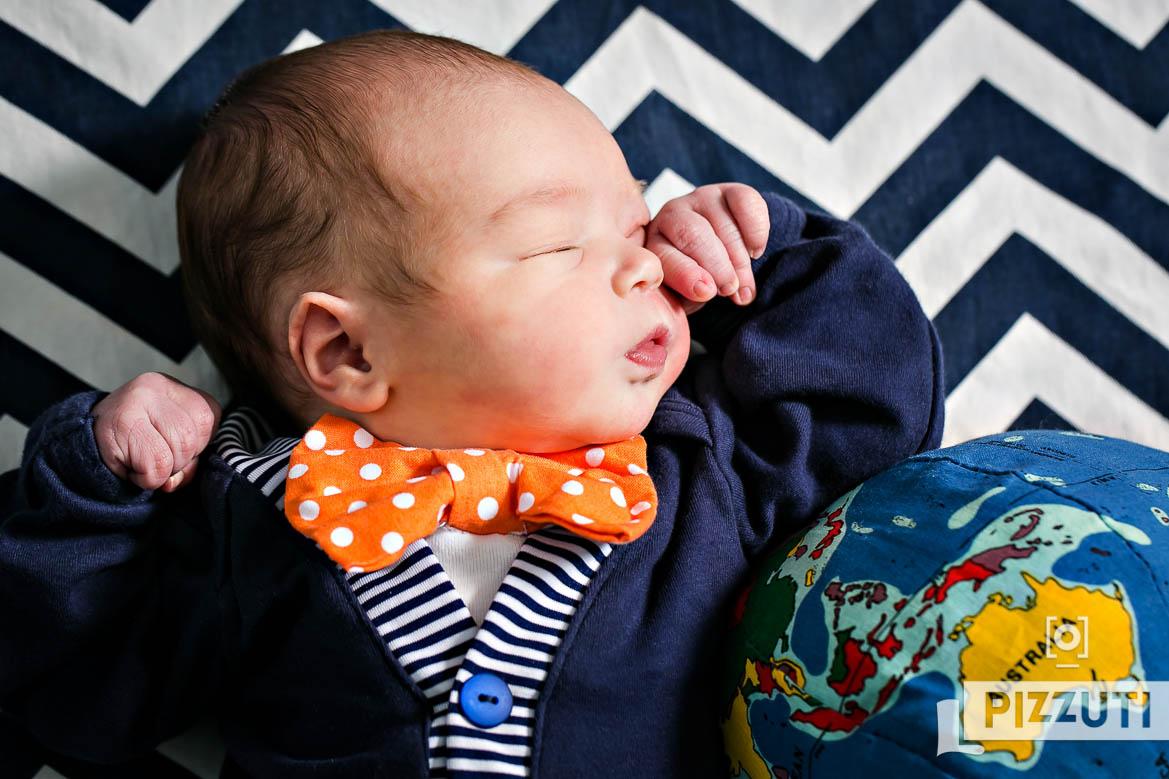 The Caci Family – Keller's Newborn Session