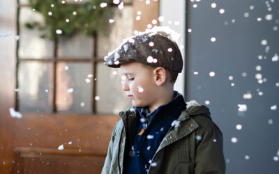 Snow Machine Mini Session